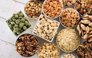 При диабете какие полезны орехи