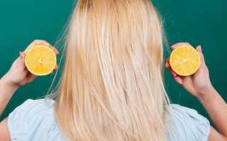 Чем лимон полезен для волос