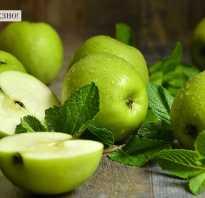 Полезные свойства зеленое яблоко