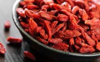 Чем полезна годжи ягода