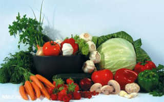 Список полезных продуктов питания для здоровья