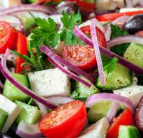 Полезен ли греческий салат