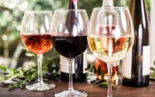 Полезно белое или красное вино