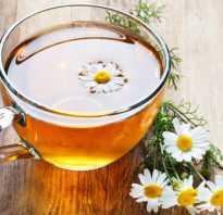 Ромашковый чай полезные свойства и противопоказания