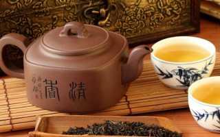 Чай молочный оолонг польза