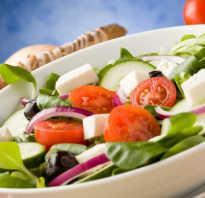 Полезные и быстрые салаты