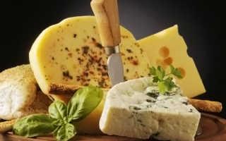 Какой сыр полезнее твердый или плавленный