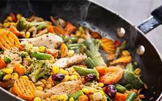 Полезны ли тушеные овощи
