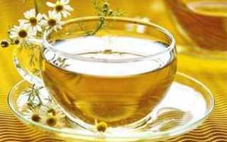Чем полезен чай с ромашкой для мужчин