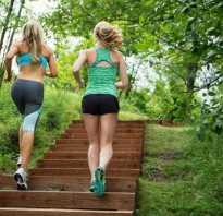 Ходьба по лестнице чем полезна