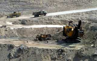 Полезные ископаемые железная руда