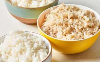 Какой рис полезнее длиннозерный или круглозерный