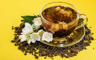 Чай жасмин польза