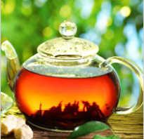 Полезен чай