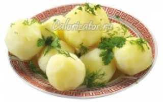 Чем полезна отварная картошка