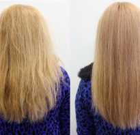 Чем полезен для волос кератин