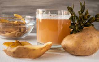 Картофельный бульон чем полезен