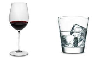 Что полезнее водка или вино