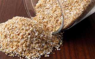 Пшеничные или ржаные отруби полезнее