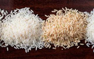 Полезен рис или вреден