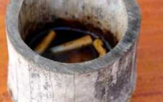 Чем курение полезно для человека