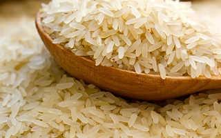 Чем полезен рис пропаренный