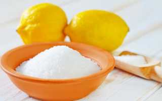 Чем полезна лимонная кислота для организма