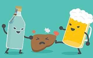 Что полезнее водка или пиво