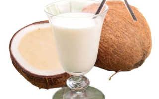 Кокосовое молоко чем полезен