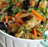 Овощные салаты полезные рецепты
