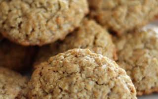Полезно или вредно овсяное печенье