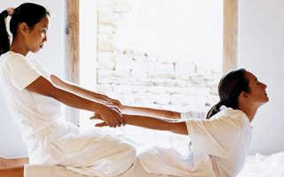 Полезен ли тайский массаж