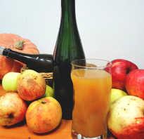 Полезен ли сидр яблочный