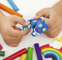 Чем полезна лепка из пластилина для детей