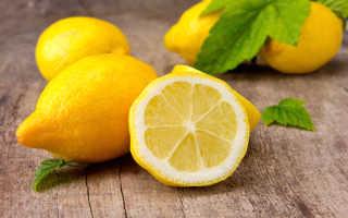 Полезна ли вода с лимоном натощак