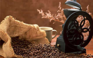 Полезные свойства зернового кофе