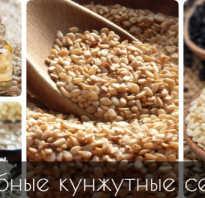 Полезны ли семена кунжута