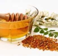 Чем полезен мед из акации