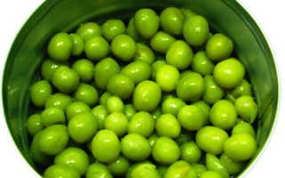 Чем полезен зеленый свежий горох
