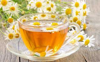 Чай ромашка чем полезна