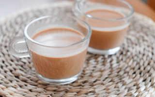 Полезен или вреден чай с молоком