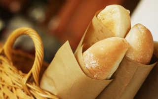 Свежий хлеб чем вреден