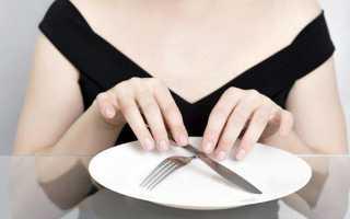 Полезное голодание как правильно