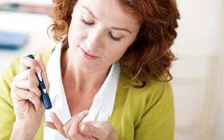 Продукты полезные для диабетиков