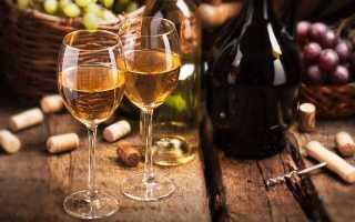 Красное или белое вино какое полезней