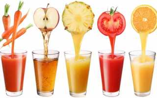 Свежевыжатые соки чем полезны
