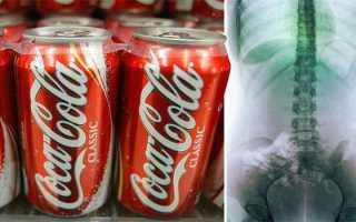 Кока кола вредна