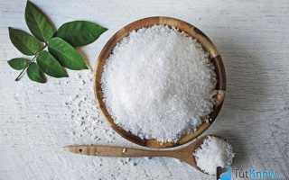 Чем полезна соль для волос