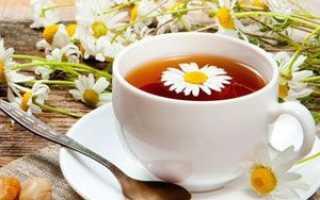 Полезные свойства чая с ромашкой