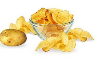 О вреде чипсов